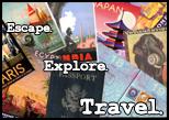 Escape. Explore. Travel.