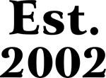 Est. 2002