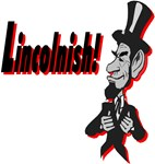 Abraham Lincoln - Lincolnish! (Red)