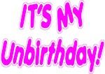 It's My Unbirthday!