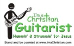I'm a Christian Guitarist (tag)