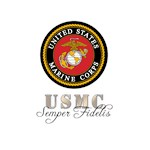 USMC Seal, Semper Fidelis