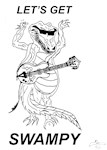 Rockadile - Let's Get Swampy