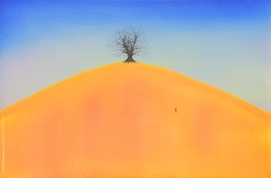 204.tree on the hill ?
