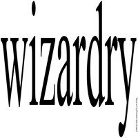 296g. wizardry