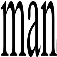296. man