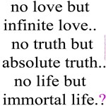302. no life but...absolute truth..?