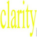 314. clarity. .(yellow )