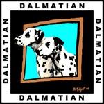 Dalmatians In Window T-Shirts