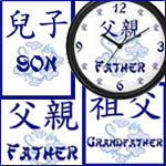 Father, Grandfather, Son (Chinese)
