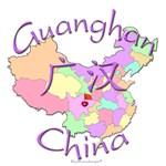 Guanghan, China