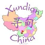 Xundian, China...