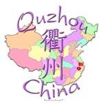 Quzhou, China...