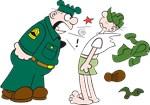 Sarge Yelling