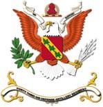 Army - Regimental Colors - 43rd Air Defense Artill