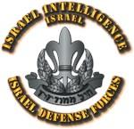 Israel - Intelligence Hat Badge
