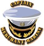 USMM - Captain - Hat - V1