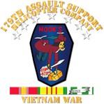 179th ASH Co - VN War SVC Ribbons