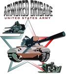 US Army Armored Brigade