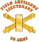 Artillery - Officer - 2nd Lt