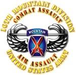 Army - Air Assault - 10th Mountain