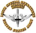 SOF - 160th SOAR - Badge