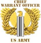 Army - Emblem - CW5