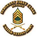 Army - SFC - Retired - Infantry