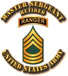 Army - MSG - Ranger - Retired