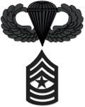 Sergeant Major - Airborne