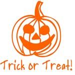 Trick Or Treat Pumpkin!