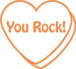 You Rock! Conversational Heart