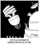 Astronomy Cartoon 9209