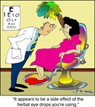 Herbal Eye Drop Side Effects