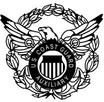 Coast Guard Auxiliary Cap Device Image