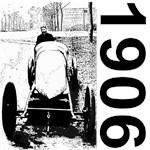 Historic 1906 Race Car T-shirt & Gifts
