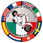 ITALY VESPA SCOOTER FLAG T-SHIRTS & GIF