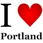 I Love Portland