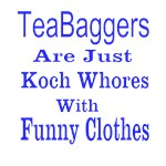 TeaParty Funded By Koch Oil