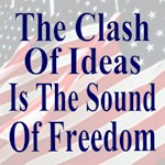 The Clash of Ideas is the Sound of Freedom