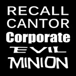 Recall Eric Cantor Corporate Evil Minion