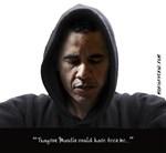 Obama-Trayvon (No Background)