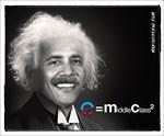 Obama as Einstein