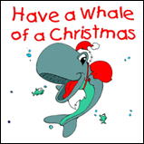 Have a whale..