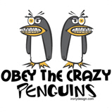 Crazy Penguins
