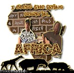 Africa - Design by Adrian Sweeny