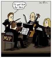 String Quartet MVP