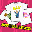 JUST REAL ESTATE SHIRTS (section)