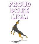 Proud Dobie Mom