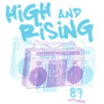 high and rising tshirts